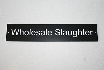 wholesale slaughter © Ethan Crenson